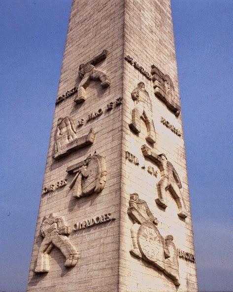 Resultado de imagem para obelisco ibirapuera