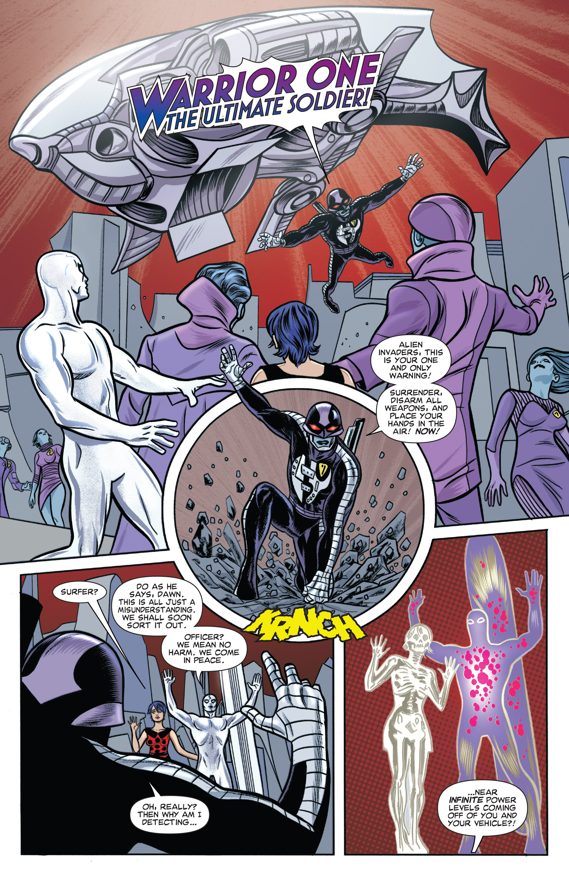 Read online Silver Surfer (2014) comic -  Issue #6 - 13