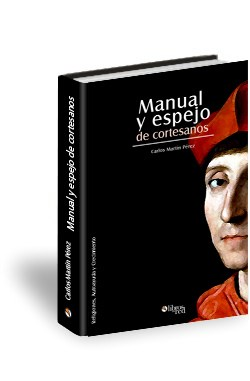 Manual y espejo de cortesanos