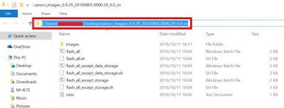 [Panduan] Cara untuk Flash Stock ROM MIUI di Perangkat Xiaomi - fastboot 6