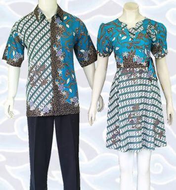 Model Baju Batik Couple Trendy Dan Modis fa899049d6