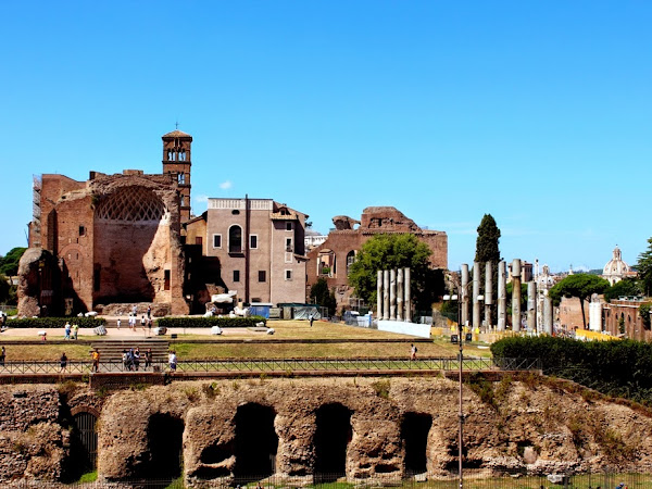 Rome: Roman Forum and Palatine Hill