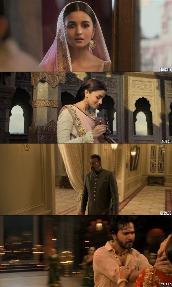Kalank 2019 Hindi 720p 480p WEB-DL x264 Full Movie Download