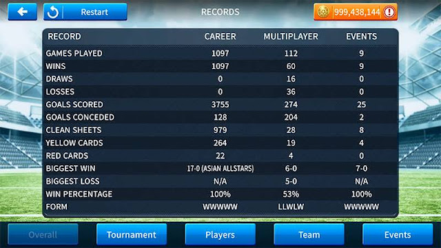 Cuma 3 Langkah!!! Cara Cheat Dream League Soccer Tanpa Root