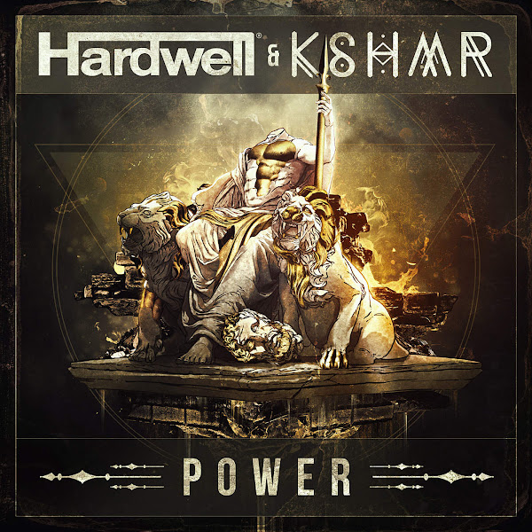 Hardwell & KSHMR - Power - Single Cover