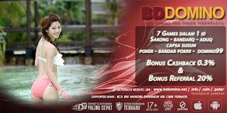 Situs Judi BandarQ Online Dengan Cashback 2x
