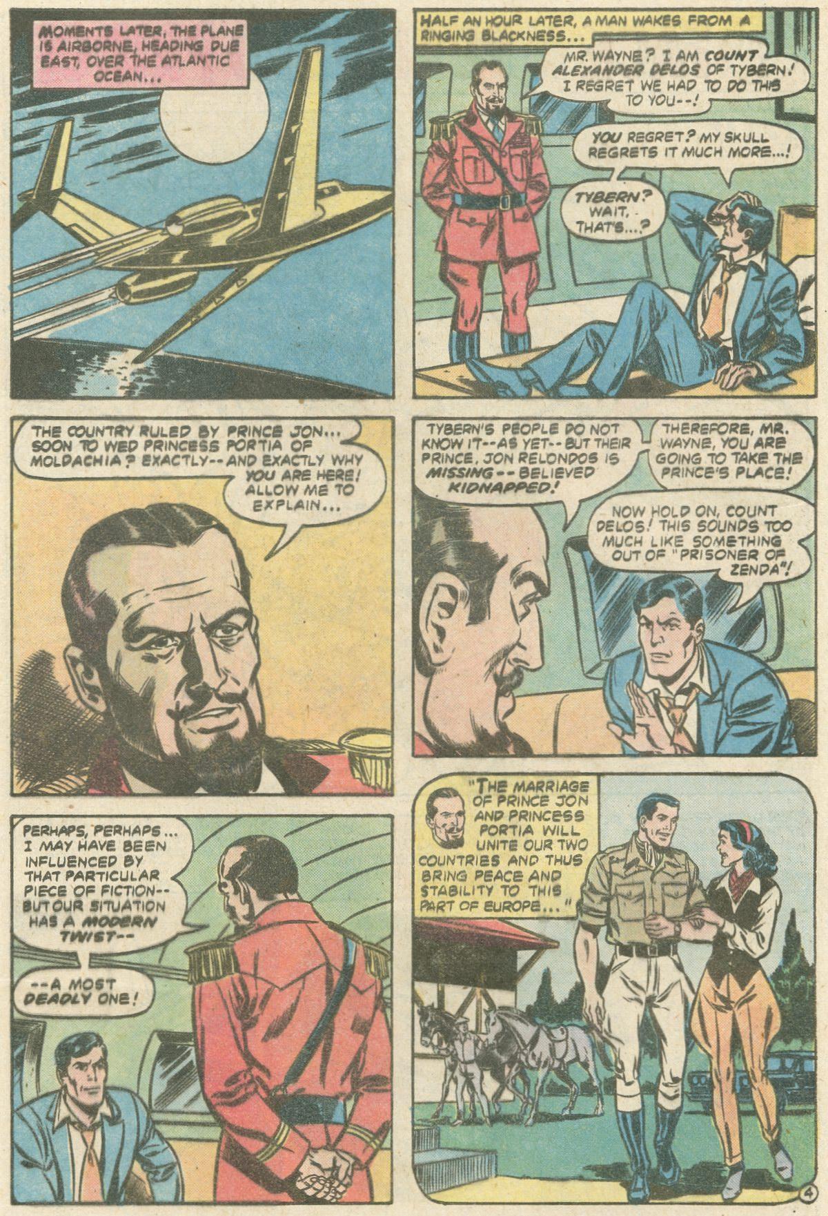 Read online World's Finest Comics comic -  Issue #253 - 7