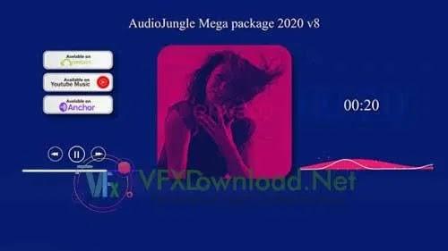 AudioJungle Mega Package 2020 V8