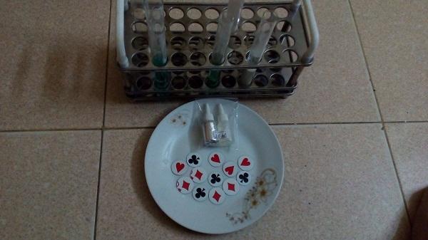nước ion xóc đĩa