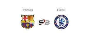 Prediksi Barcelona vs Chelsea 15 Maret 2018