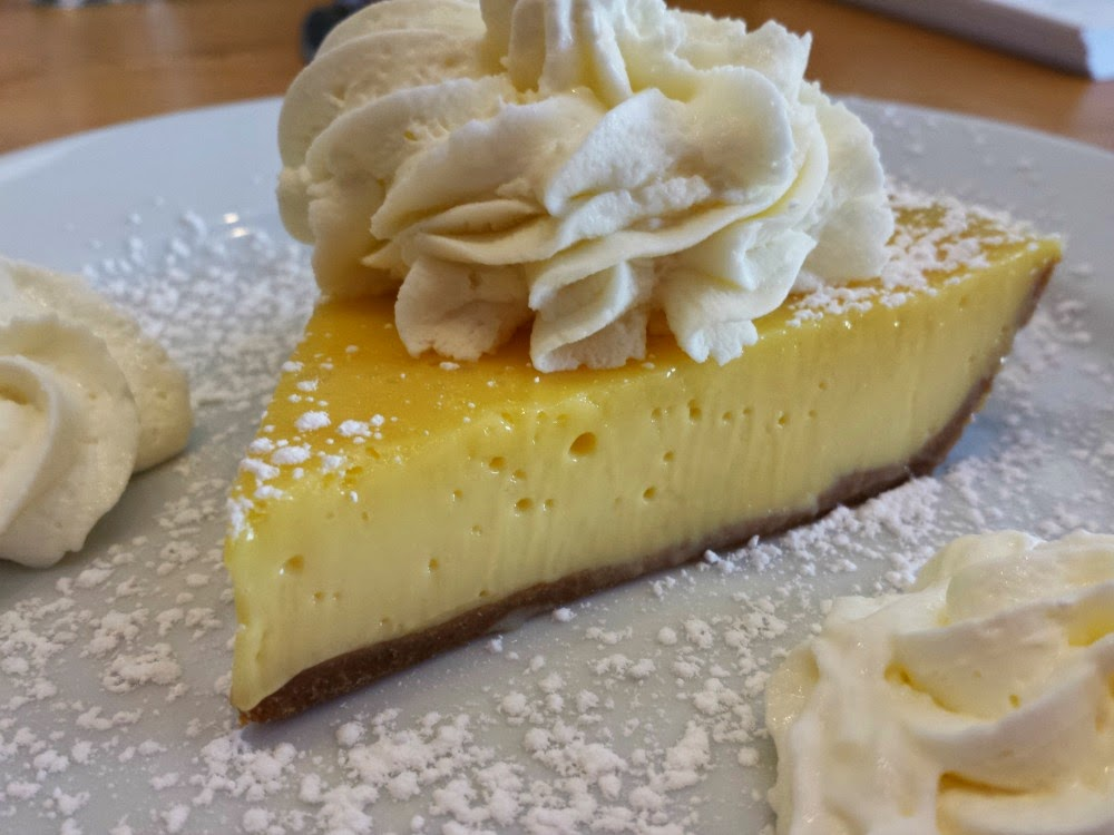Lemon Pie from PieBird in Raleigh