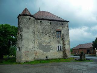 Замок Сент-Миклош. Резиденция аристократов