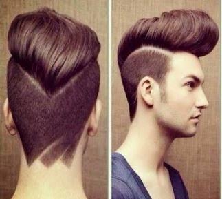 Gaya Potongan Rambut Pria Terbaru 2015