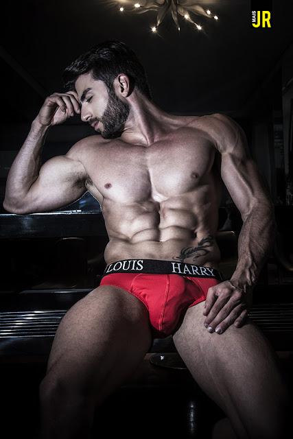 Harry Louis by Leo Castro for Mais Jr Magazine