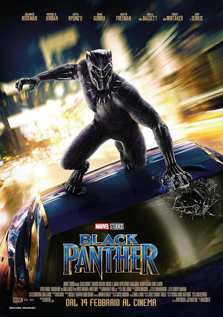 Black Panther recensione poster