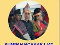 Orang batak di hina, Jokowi dihina dan orang ini langsung di laporkan