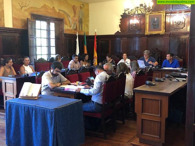 El Ayuntamiento de Los Llanos remite el borrador del Plan General de Ordenación al Gobierno de Canarias
