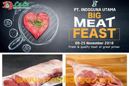 Harga Promo Daging Di Lulu Supermarket Terbaru 9 - 25 November 2018