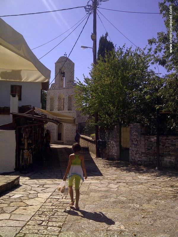 Greece tourist sights