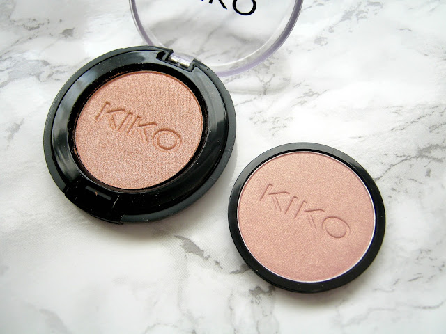 KIKO Milano eyeshadows review
