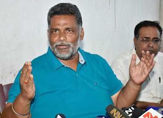 center-announce-ntional-disaster-bihar-flood-pappu-yadav