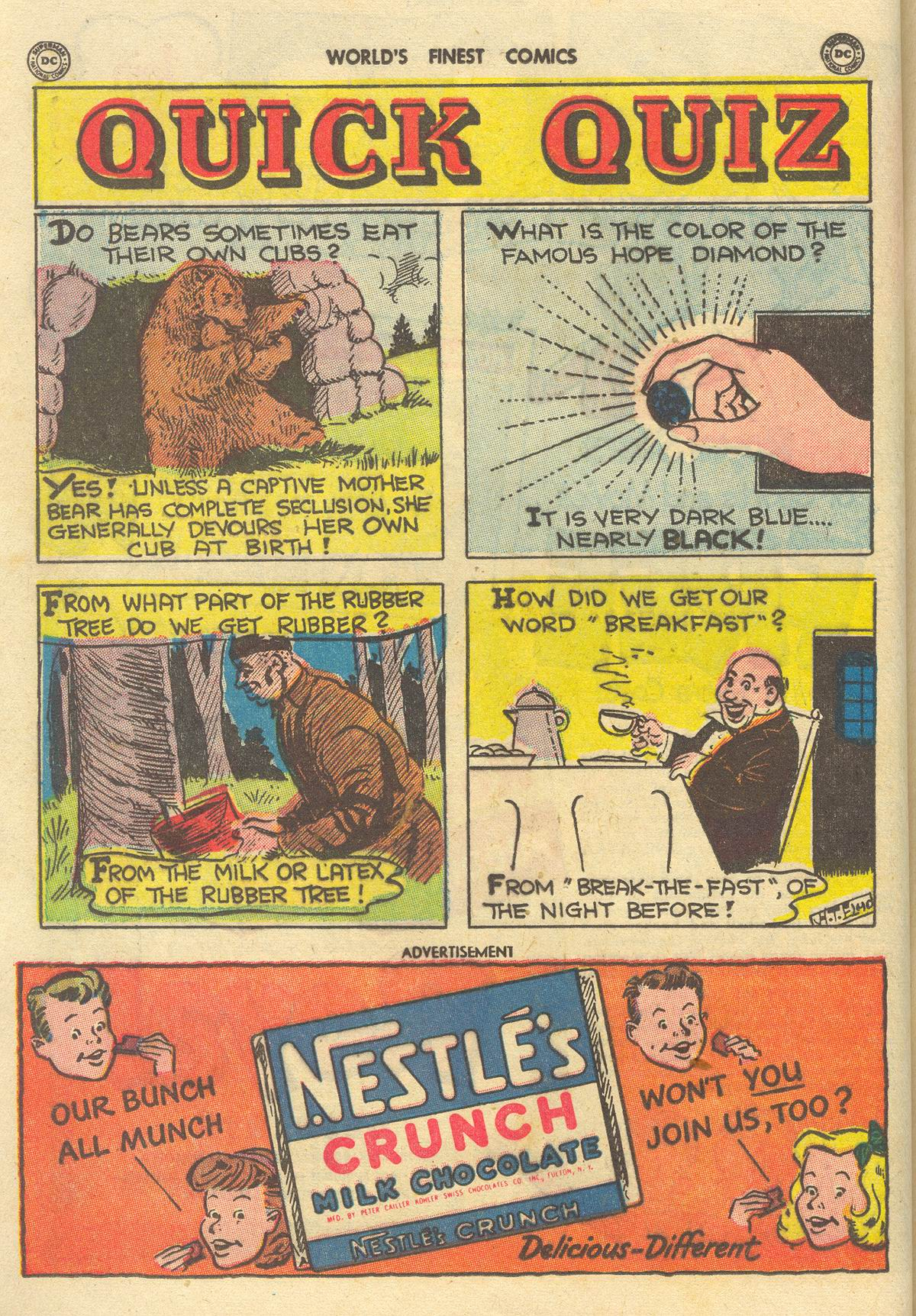 Read online World's Finest Comics comic -  Issue #51 - 28