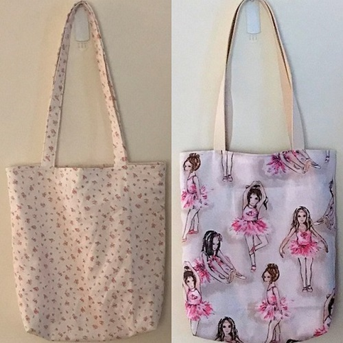 Handmade Totes for any Occasion