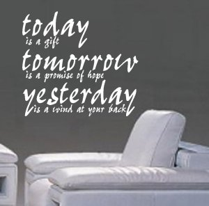 Today Tomorrow Yesterday Quote Pictures