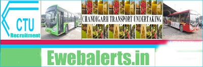 chdctu.gov.in Chandigarh CTU Recruitment