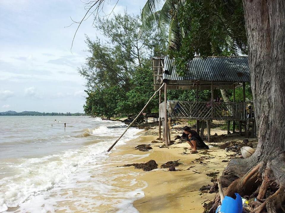 Pantai Mawar Barelang Batam Sarah Jalan