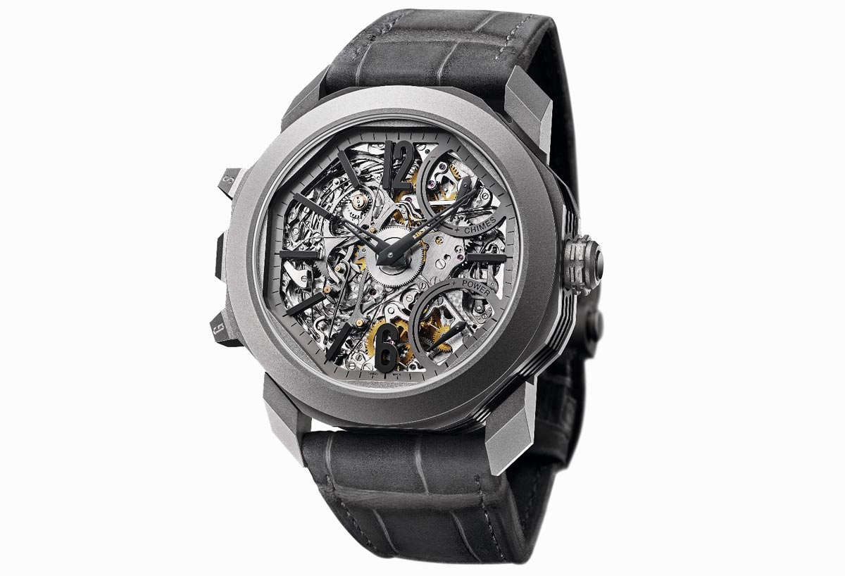 Bulgari s creations interpret the entire range of this product type,  including models with two, three and four hammers and gongs. The latter  category is, ... 27264341aa5