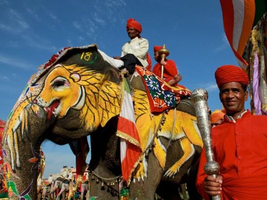 Gajah Unik Ketika Di Lukis | Berita Info video Gambar Unik