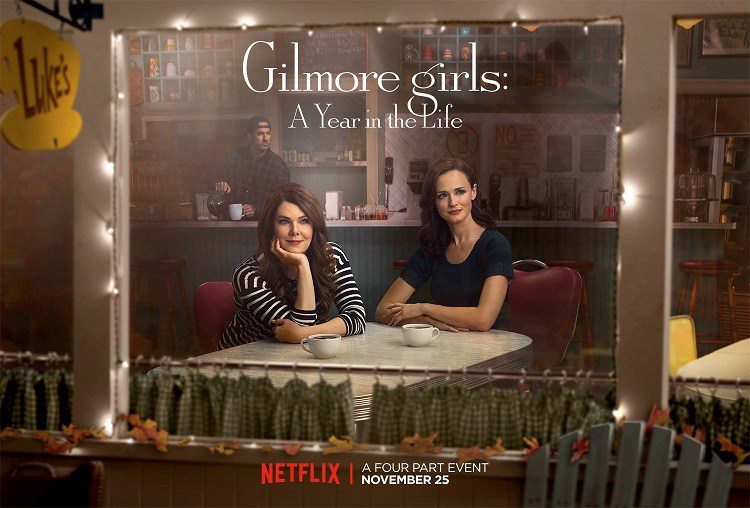 "REVIEW: Gilmore Girls ""A Year In The Life"""