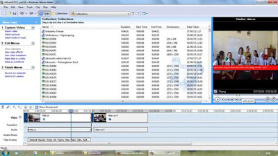 video editing windows movie maker