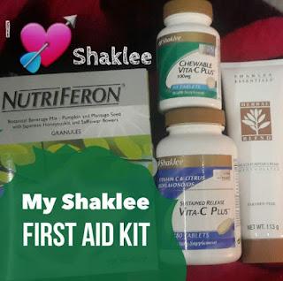 My Shaklee First Aid