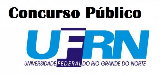 Resultado de imagem para UFRN /CONCURSO PÚBLICO PROFESSOR DO MAGISTÉRIO SUPERIOR