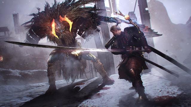 Nioh, El Dragón del Norte llega el 2 de mayo