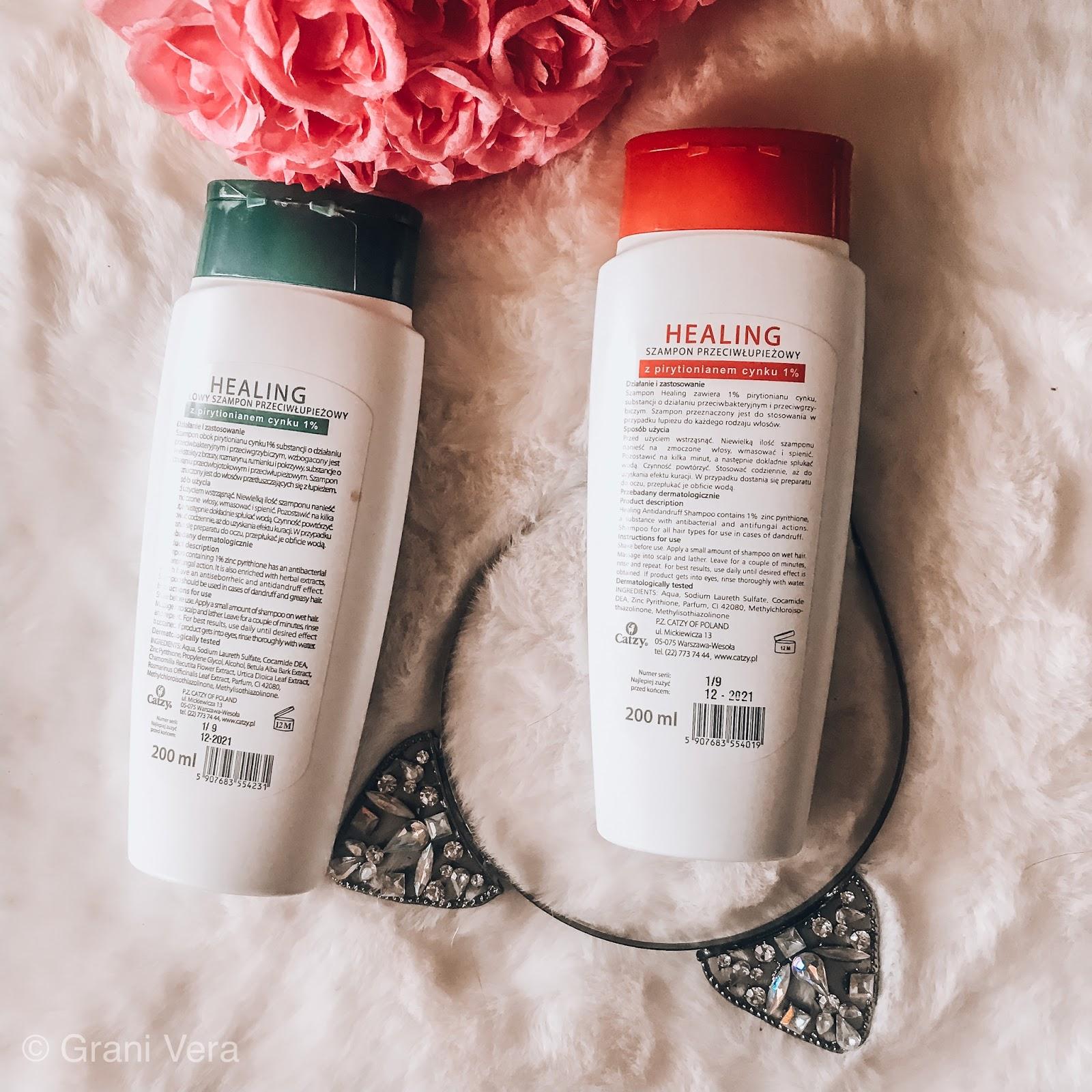 skład szamponu przeciwłupieżowego