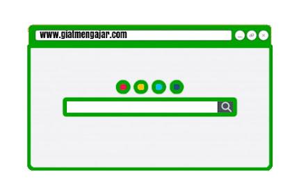 Cara mengubah warna address bar website di browser mobile