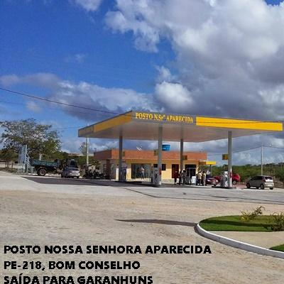 POSTO NOSSA SENHORA APARECIDA