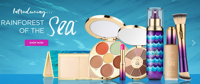 Tarte Rainforest of the Sea Collection