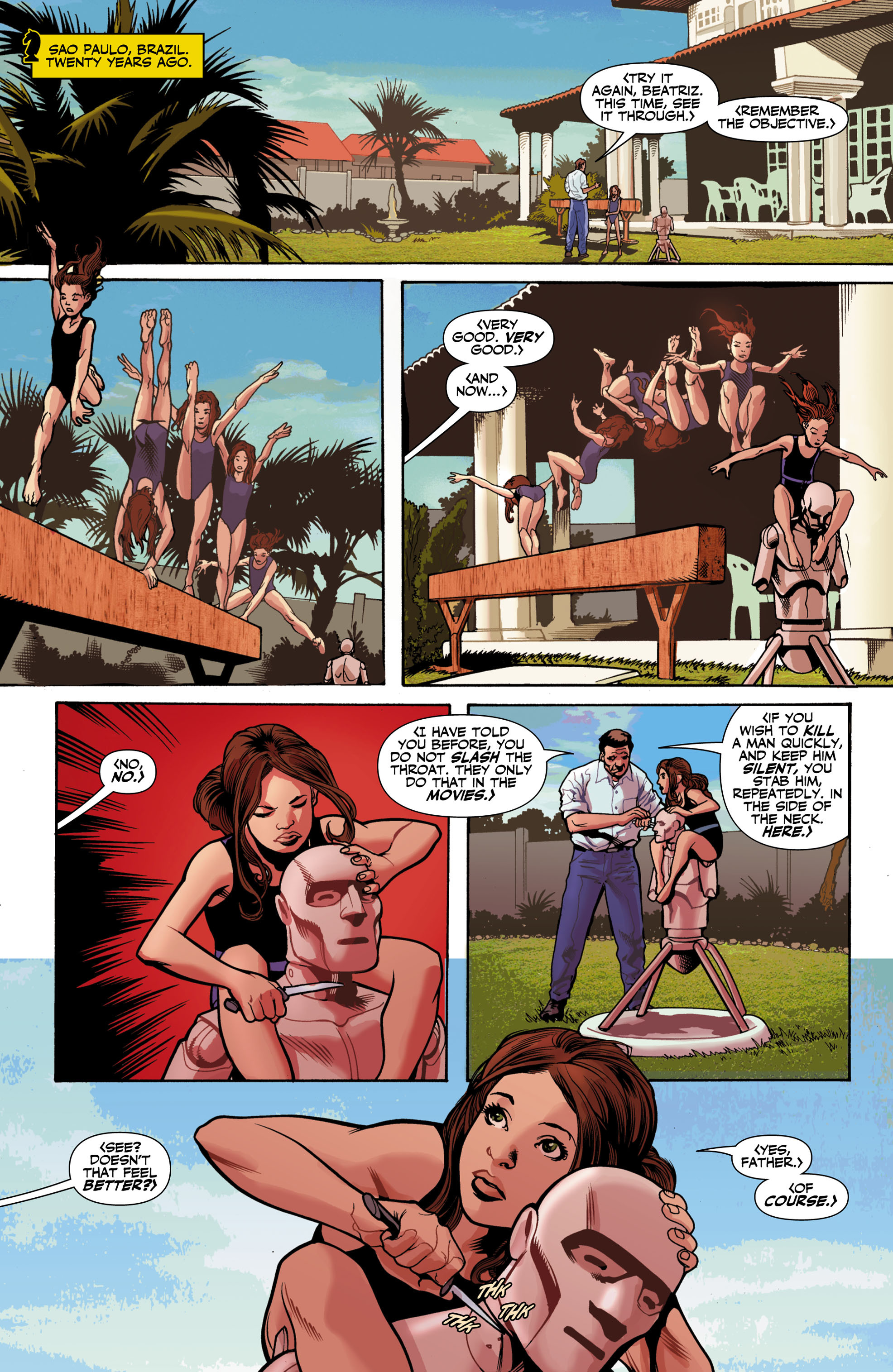 Checkmate (2006) 12 Page 2