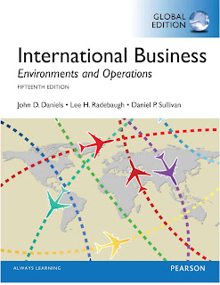 International Business Environments and Operations 15th Edition