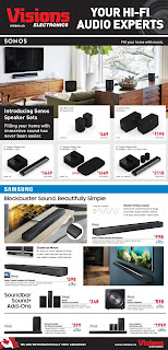 Visions Electronics Weekly Flyer May 25 - 31, 2018