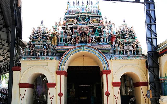 Tamilnadu Tourism: Punnainallur Mariamman Temple, Thanjavur