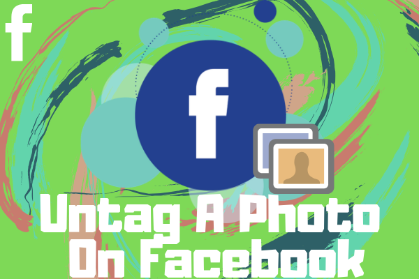 Untag A Photo On Facebook