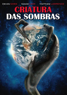 Criatura das Sombras - DVDRip Dual Áudio