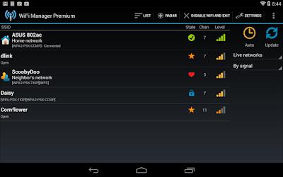 WiFi Manager PREMIUM