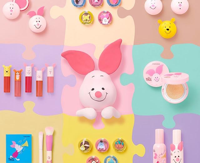 (K-beauty) Happy With Piglet : La collection d'Etude House pour la nouvelle année !
