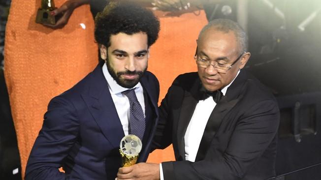 CAF 2017 Award, Salah